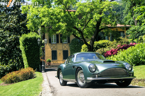 Photo de la semaine - Aston Martin DB4 GT Zagato