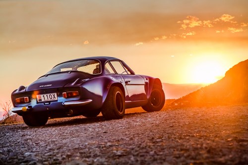 Photo de la semaine - Alpine A110