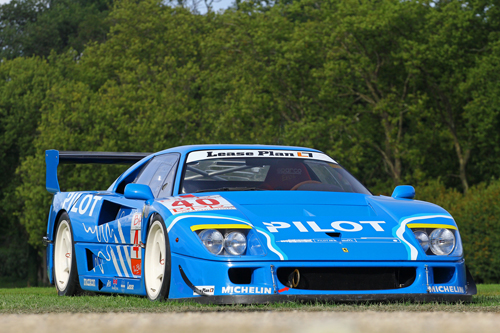 Photo de la semaine - Ferrari F40 LM
