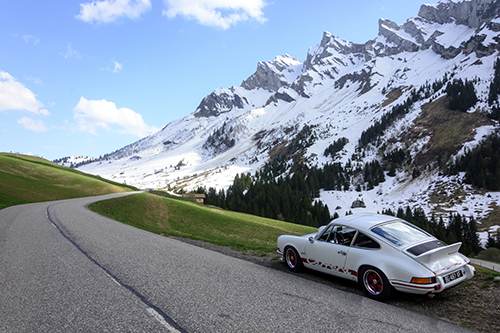Photo de la semaine - Porsche Carrera RS