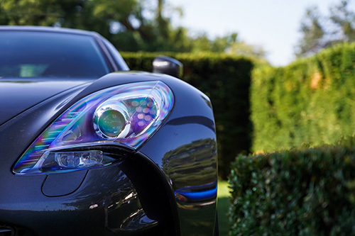 Photo de la semaine - Aston Martin One-77